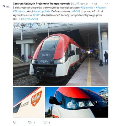 Centrum Unijnych Projektów Transportowych