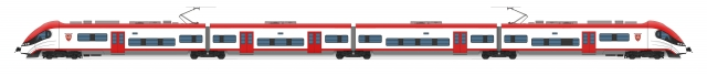 elf lskład pociągu