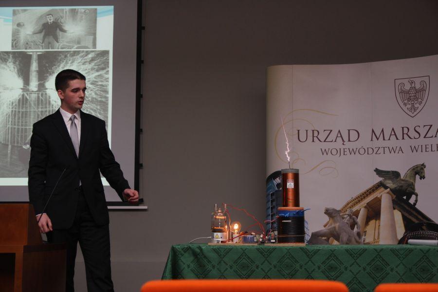 education scientific presentation