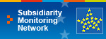 Subsidiarity Monitoring Network